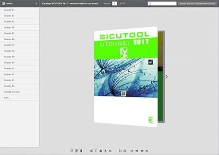 Catalogo utensili Sicutool 2017 FlipBook