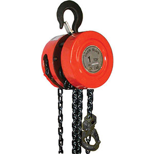 2133L - MANUAL CHAIN HOISTS - Prod. SCU