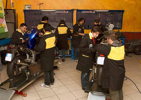 Scuola Moto 5
